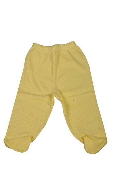 Sema Bebe Pijama Takım Ekru